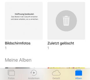 Wie Man Geloschte Fotos Vom Iphone 7 7 Plus Wiederherstellen Kann